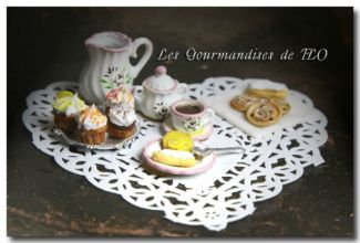 Miniatures gourmandes